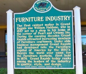 Furniture manufacturing, Shuffleboard Factory Grand Rapids Michigan