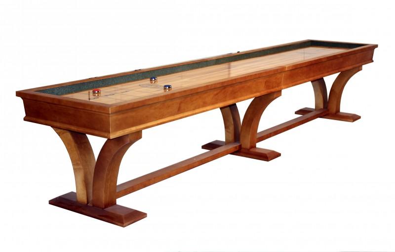 McClure Shuffleboard Table, Veneto Shuffleboard