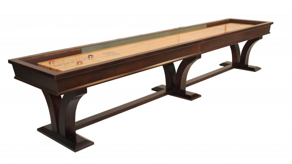 Veneto 14 Foot Shuffleboard Table ...