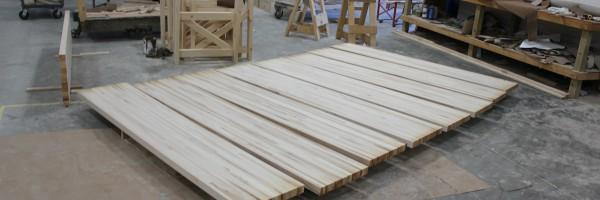 Shuffleboard Table Tops