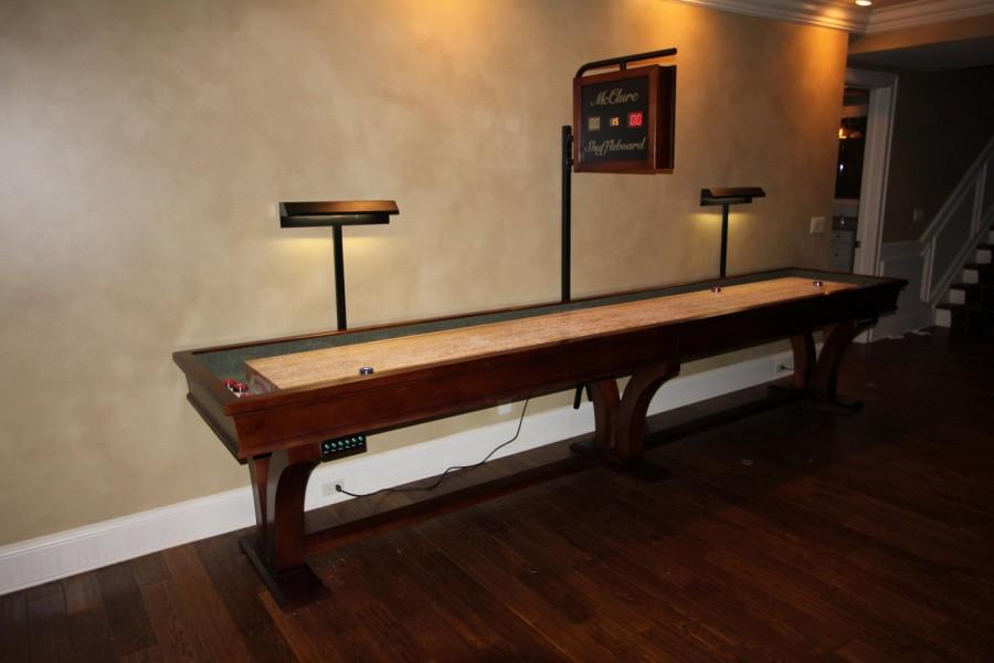Veneto-Shufflboard-Table-handcrafted-McClure-Shuffleboards