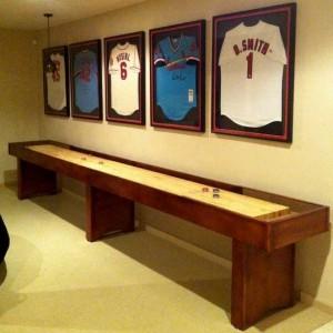 Sports-Team-Shuffleboard-Table