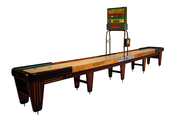 Rock Ola Shuffleboard Table