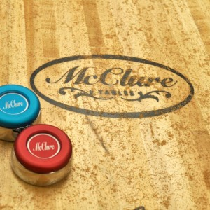 The Size Of A Shuffleboard Table Can Vary Significantly Ranging Anywhere  From Nine To Twenty Two Feet In Length, And It Therefore Follows That The  Playing ...