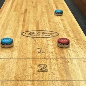 Basic Table Shuffleboard Game Rules