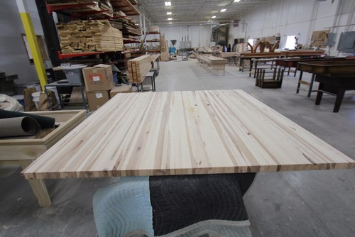 11 The Making of a Butcher Block Countertop