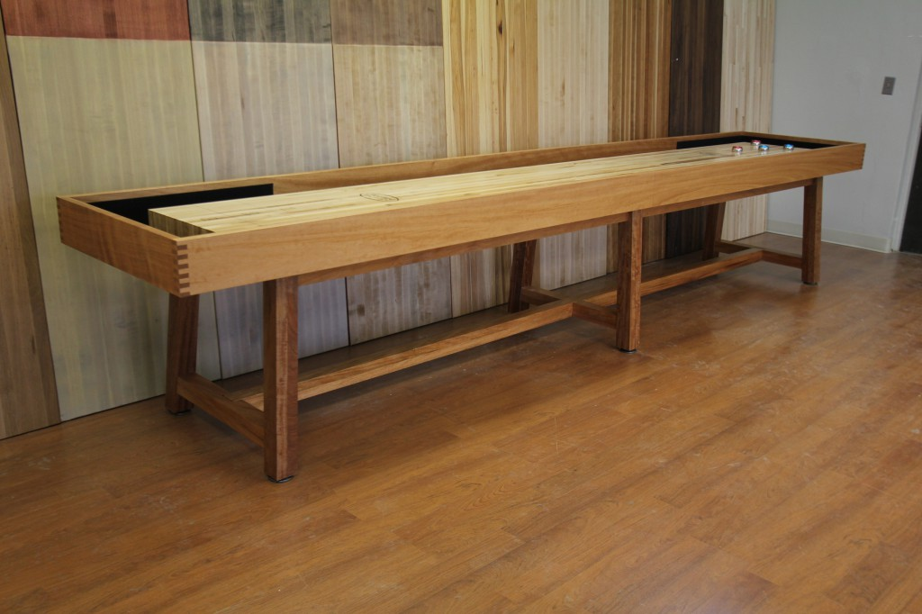 Introducing McClures New Oxford and Contempo Shuffleboard