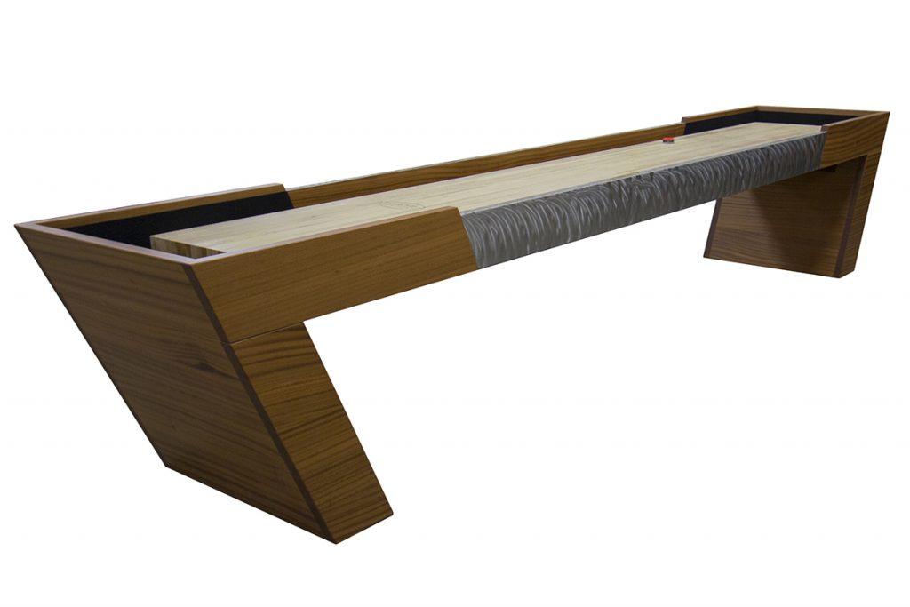 Ultra Contemporay Shuffleboard Table