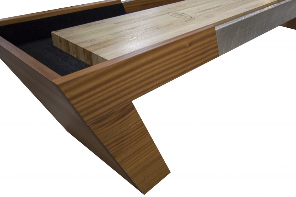 Galt Shuffleboard Table Stainless Steel