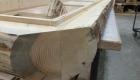 Montana Shuffleboard Lodge Style Table