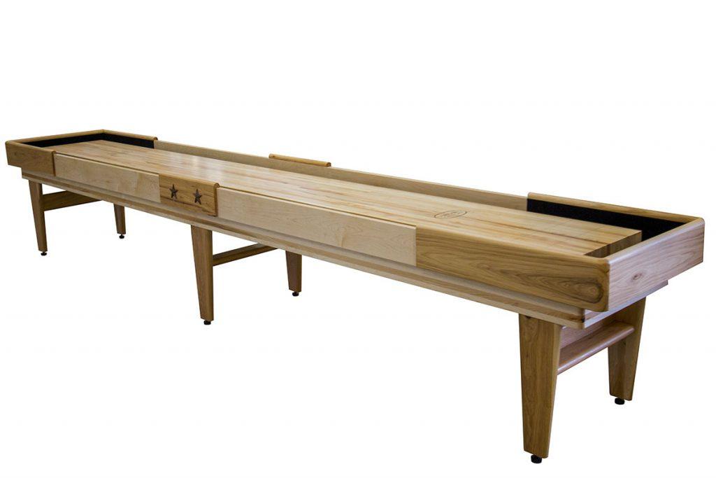 Texan Shuffleboard Table