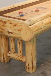Pine Motana Shuffleboard