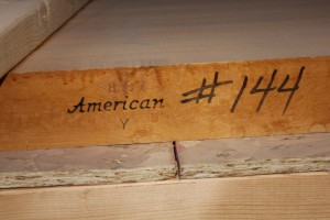 American Shuffleboard Shuffle Board Top