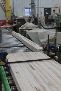 Shuffleboard Top Layup