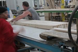 Lay up shuffleboard Top hard maple shuffleboard top manufacture