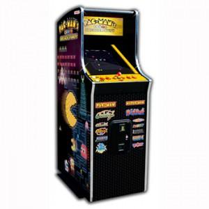 Arcade Game Room Idea