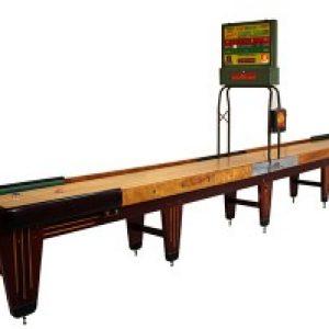 Rock Ola Shuffleboard Table
