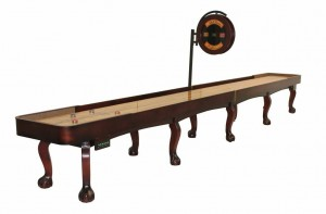 9 foot Edmore shuffleboard table