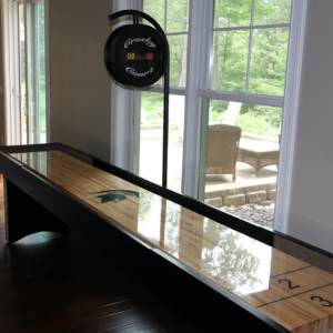 Gameroom Designs Shuffleboard Tables