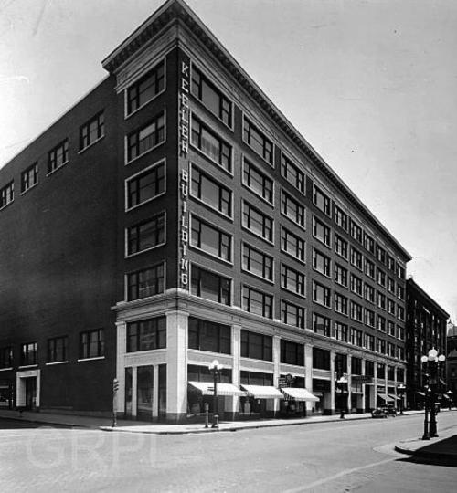 The Keeler Building Source Https Www Furniturecityhistory Org