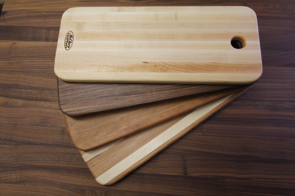Edge-Grain-Cutting-Board-Line-1024x682 McClure Cutting Boards and Chopping Blocks: The Perfect Kitchen Wedding Gifts
