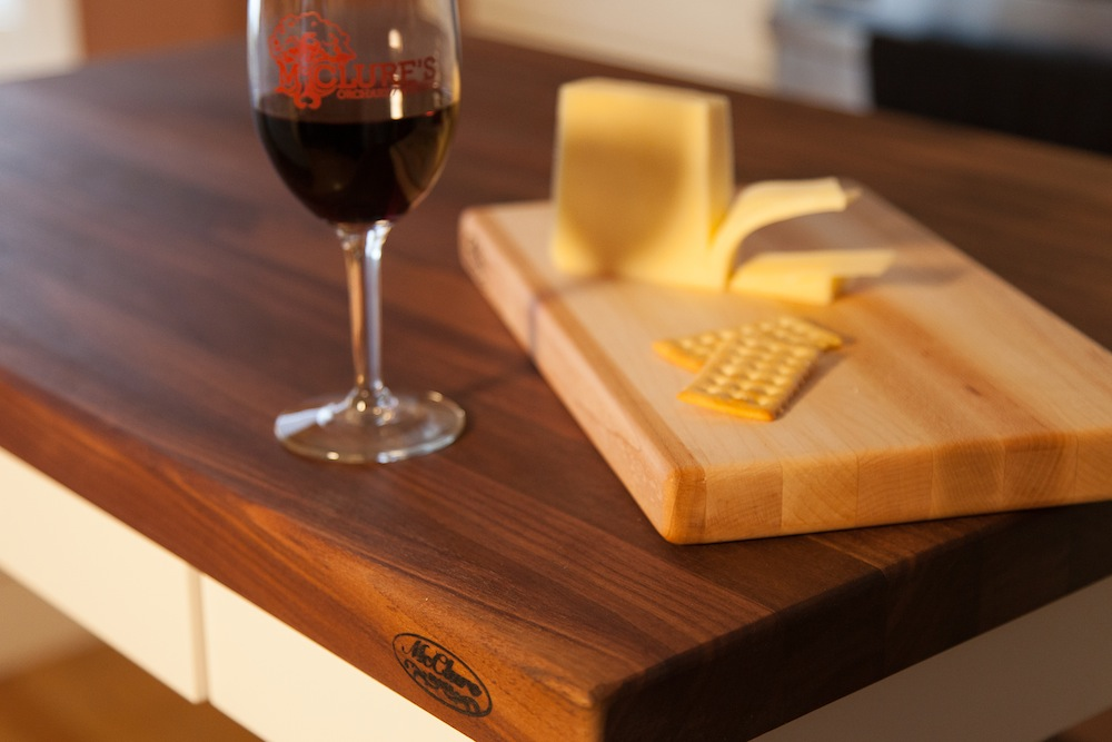 McClureButcherBlockCatalog2 Holiday Entertaining With Butcher Block Counters
