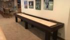 Dakota Rustic Shuffleboard Table