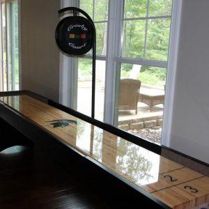Spartan Shuffleboard Table by McClure