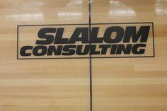 Slalom Consulting Logo Shuffleboard