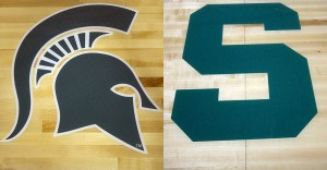 2 Michigan State Logo Tables