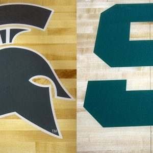 2 Michigan State Logo Tables