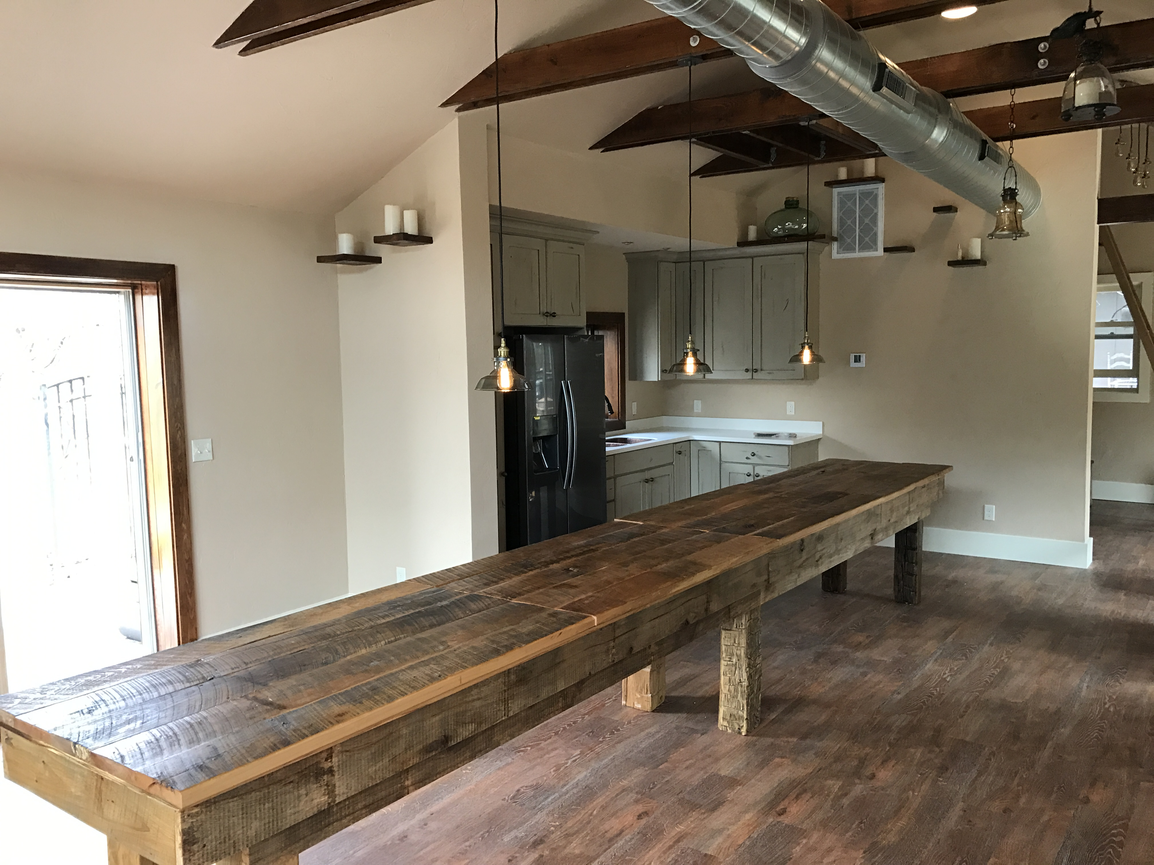 Rustic Dining Top