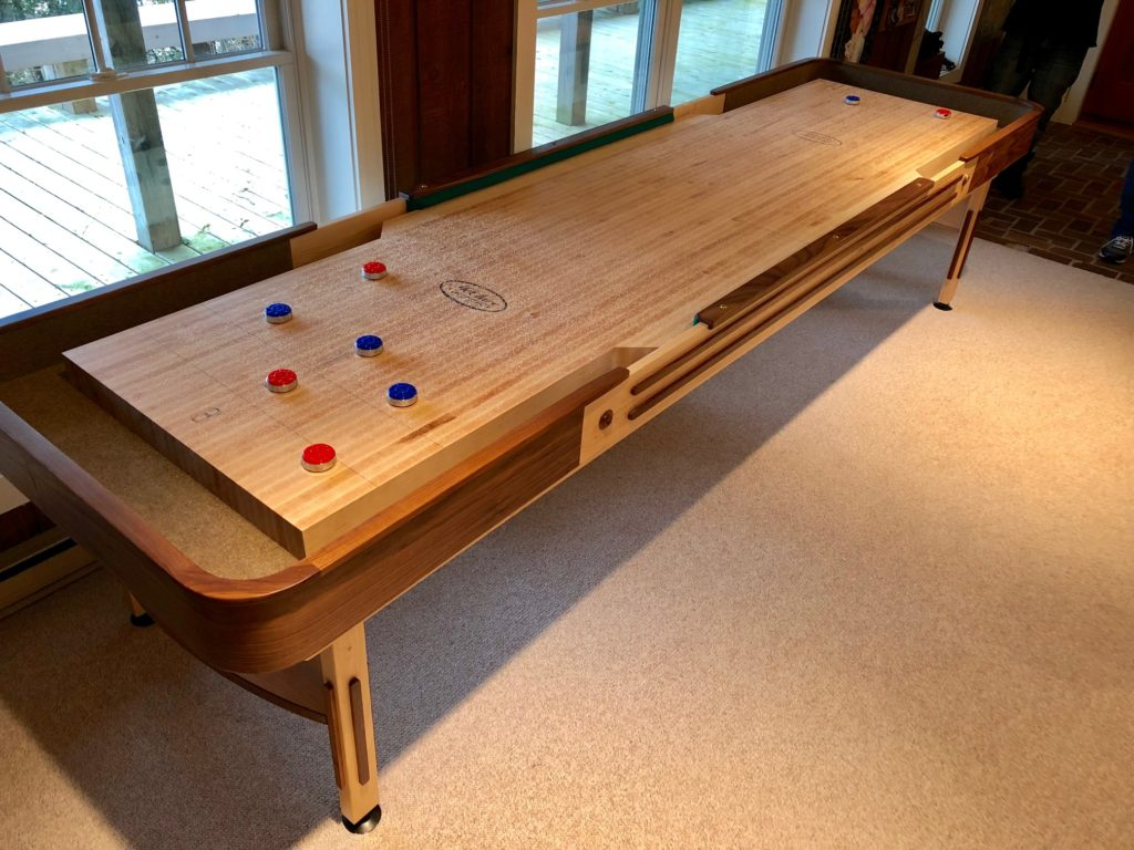 Shuffleboard Table U2013 McClure Tables