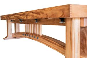 The Limbert Arts and Craft shuffleboard Table
