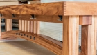 The Limbert Arts and Craft Shuffleboard