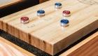 Shuffleboard Table Horse Collar